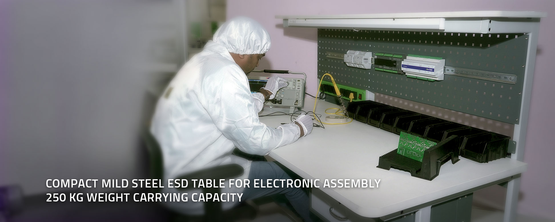 ESD tables manufacturer in India