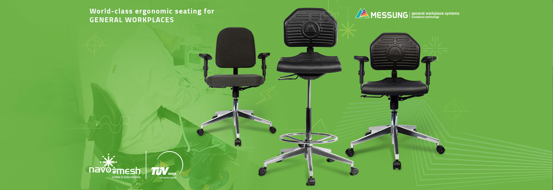 General Workstation Products & Equipment