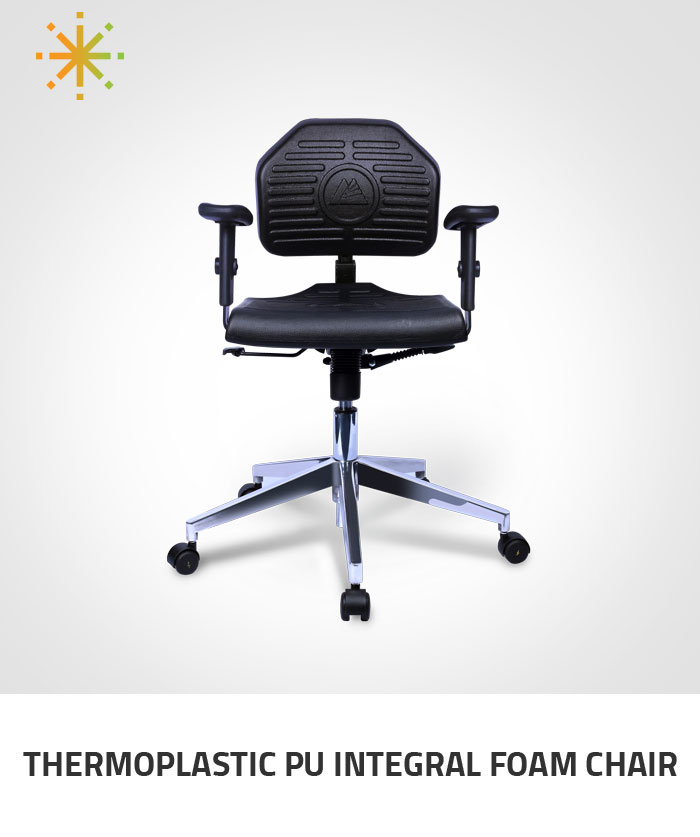 ESD Safe Laboratory Chairs