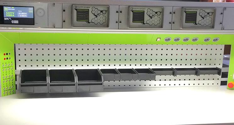 ESD Safe Storage Bins