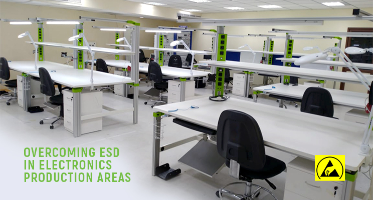 ESD in Electronics