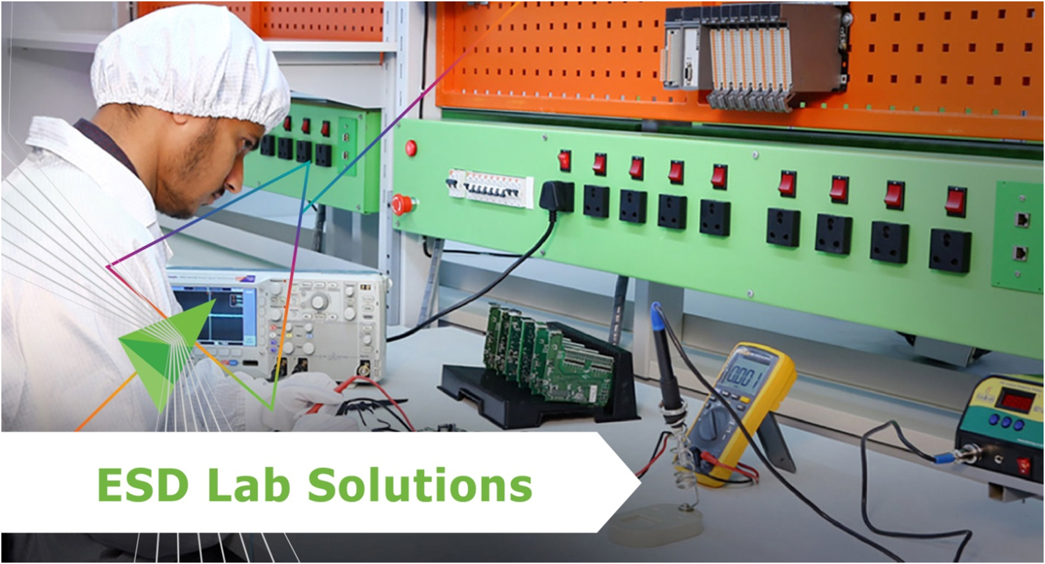 ESD Lab Solutions By Messung India