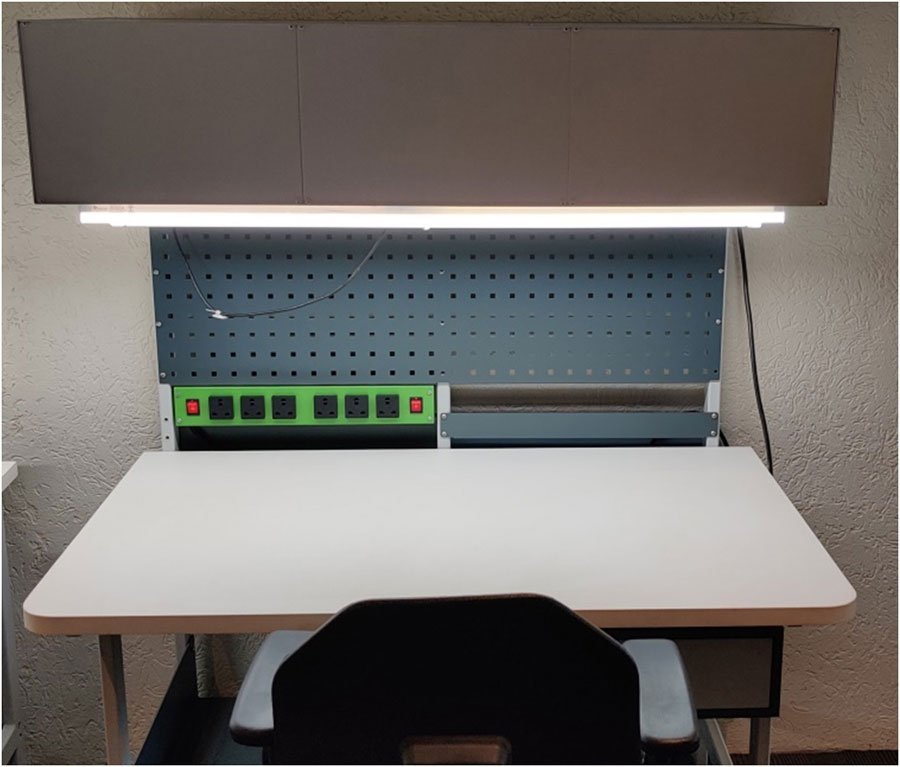 ESD Safe Laboratory Workbenches