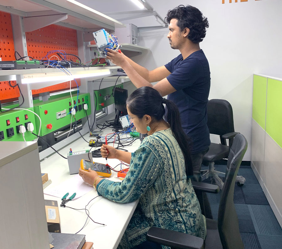 Test & measuring solutions in India